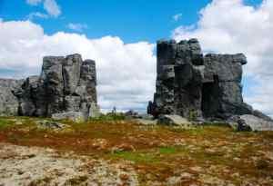 Геологические и природные памятники Коми