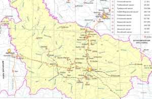 История Сунтарского района