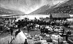 История штата Аляска. В составе США