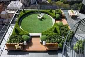 Сады на крышах