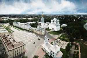 Вологда - один из древнейших городов Русского Севера
