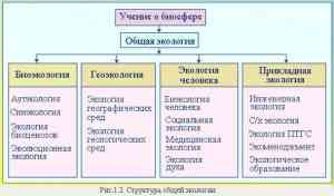 Виды и методы экологических исследований