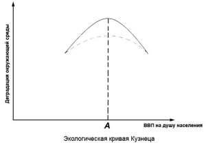 Экологическая кривая Кузнеца
