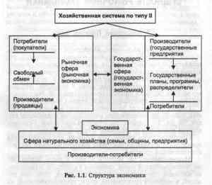 Понятие и виды экономики