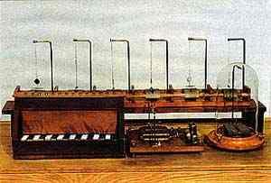 Электромагнитный телеграф и радио